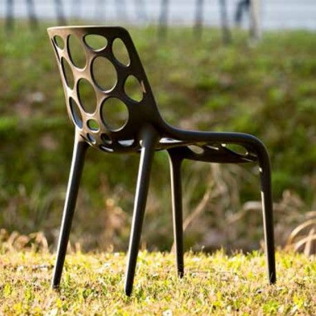 Calligaris Hero Stoel Outdoor Dining Chairs Calligaris High Gloss Furniture
