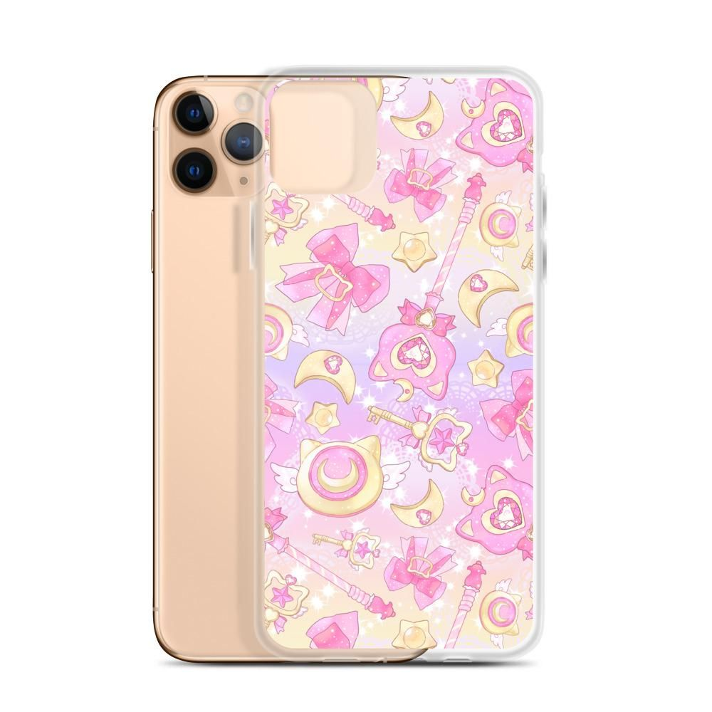 Magical Girl iPhone Case (Pink) - iPhone 11 Pro Max