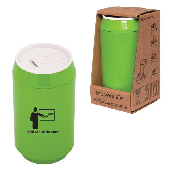DA9288 - DOUBLE WALLED 280 ML. (9.5 OZ.) ECO CAN - Debco Your Solutions Provider  To order or for more information or pricing please contact info@roadgearsports.com