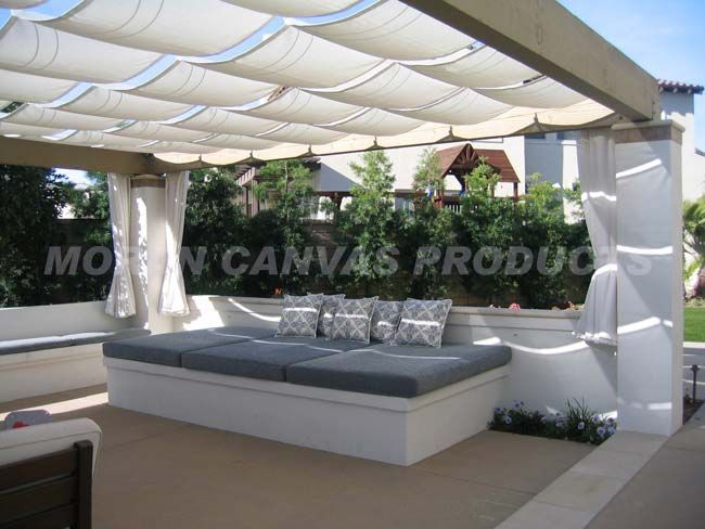 Morancanvas650 X 488Search By Image Retractable Dome Awning San Diego