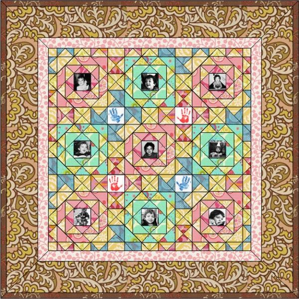 Mother's Day Memory Quilt   Photo quilts, Quilt design and Patterns : quilt design wizard - Adamdwight.com