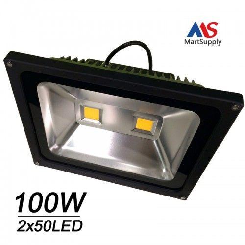 Outdoor Led Light Alluring Led 2X50W Flood Light  Lighting  Pinterest  Lights And Led