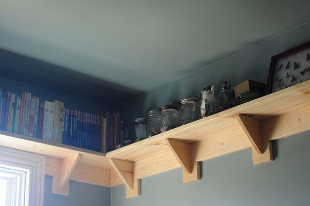 New Shelves In Seth And Gabe S Room By Gsheller Via Flickr