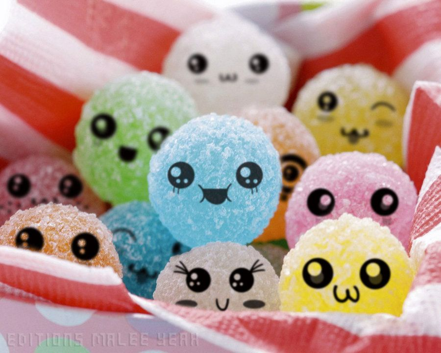 Gomitas Kawaii