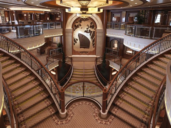 Love #David Linley's design for #Cunard's new Queen Elizabeth. Addison Ross #photoframes