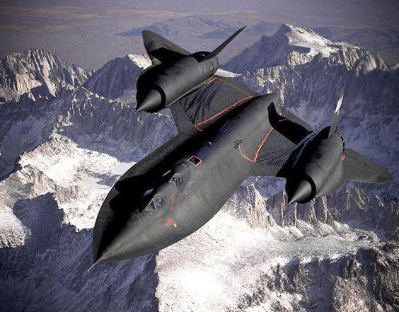 SR 71 Blackbird - USA