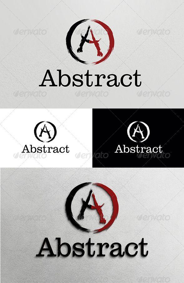 Abstract logo graphicriver ai eps cdr psd transparent files cmyk vector easy to edi  templates pinte also rh pinterest