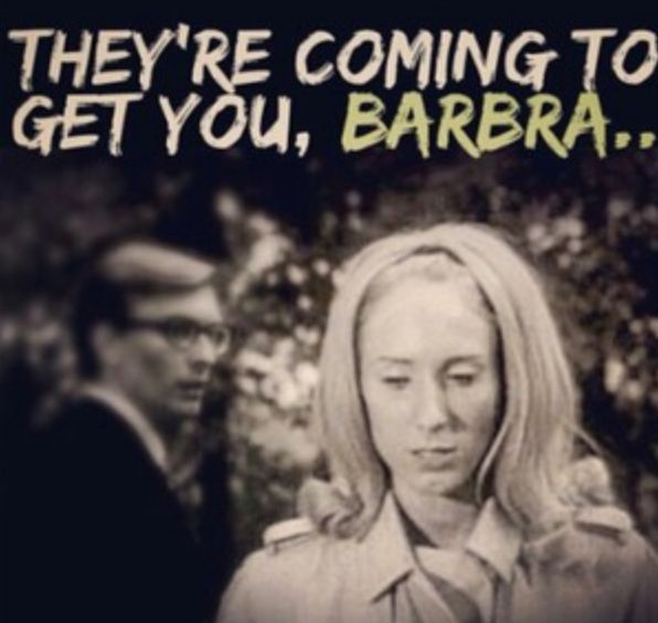 Classic Horror Movie Quotes: Classic Horror: Night Of The Living Dead
