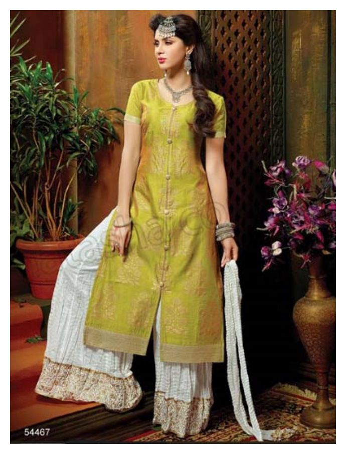 Indian Palazzo Design Suits Girls Dresses Online The Young Ladies