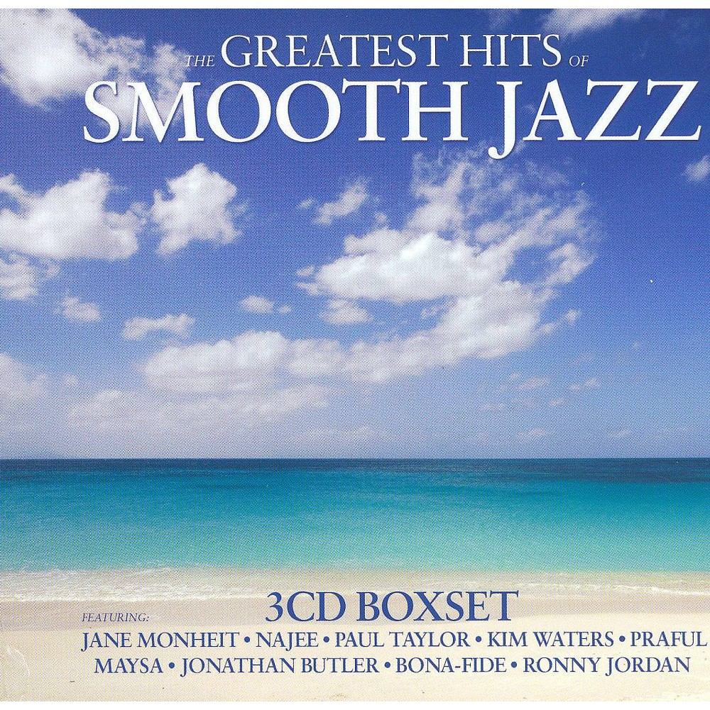 Various Artists - Greatest Hits of Smooth Jazz Boxset (CD)