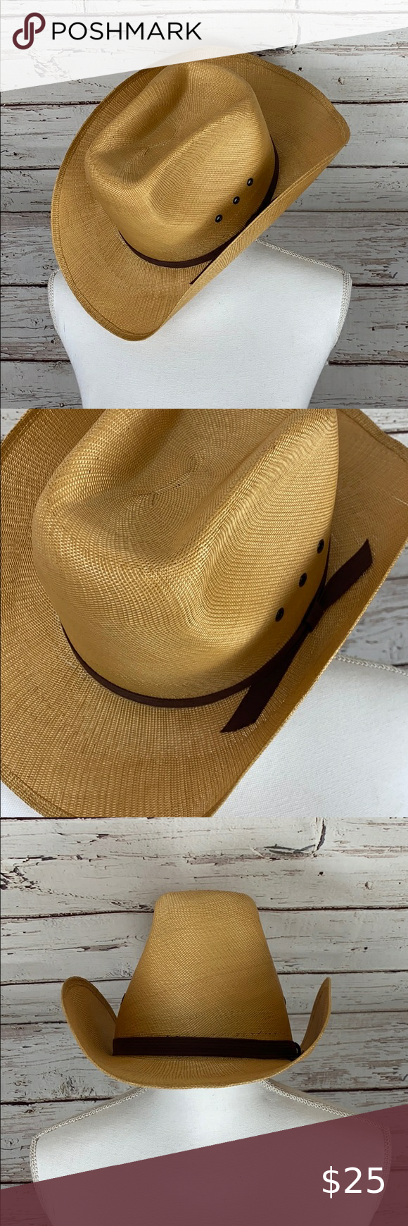 Star Line Loredo Texas Cowboy Hat Vintage Hats Vintage Cowboy Hats Flex Fit Hats