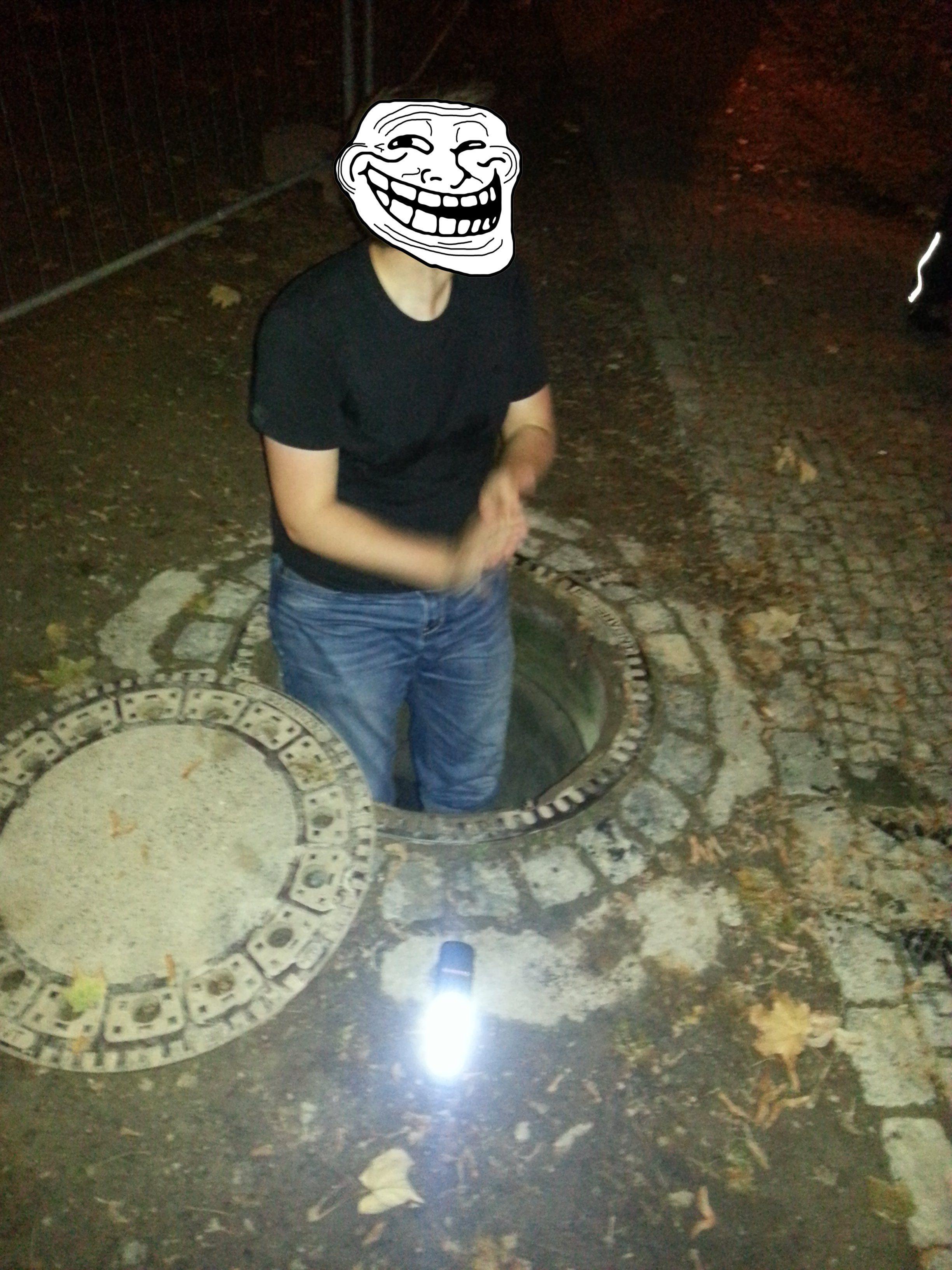 Geocache - Der Untergrund entkommen