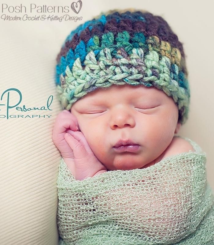 Crochet Hat Pattern Beginner Crochet Pinterest