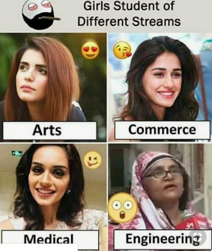 Student Of Different Streams With Images Fun Quotes Funny