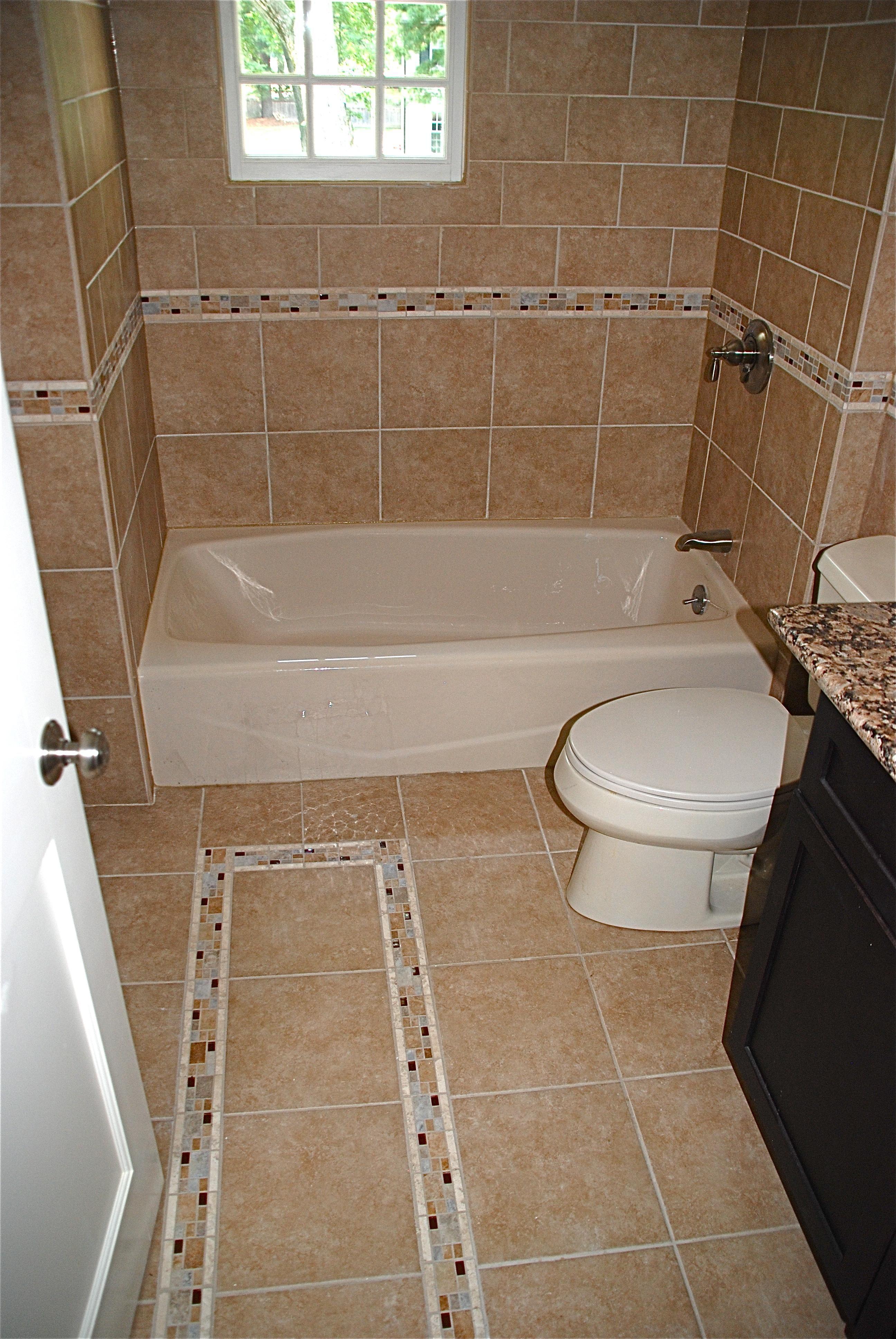 Bathroom Floor Tile Home Depot | Bathroom tile designs ...