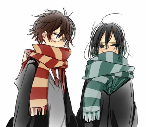 James x Severus HP | James x Severus | Pinterest | Harry ...