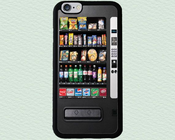 buy online 9adf5 084bd Funny iPhone Case, Vending Machine, iPhone 8 Case, Funny Phone Case ...