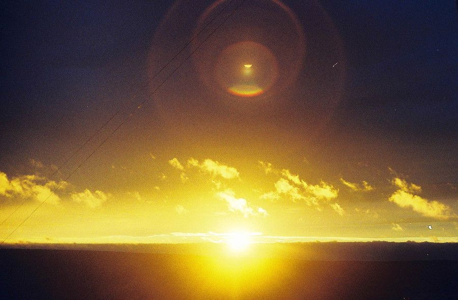 sunset by Alex Butko on 500px