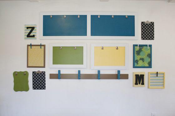 Gallery for kids' artwork