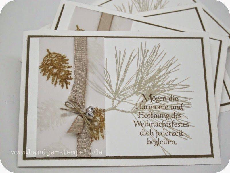 Claudinchens-kreative-Seite: Weihnachten