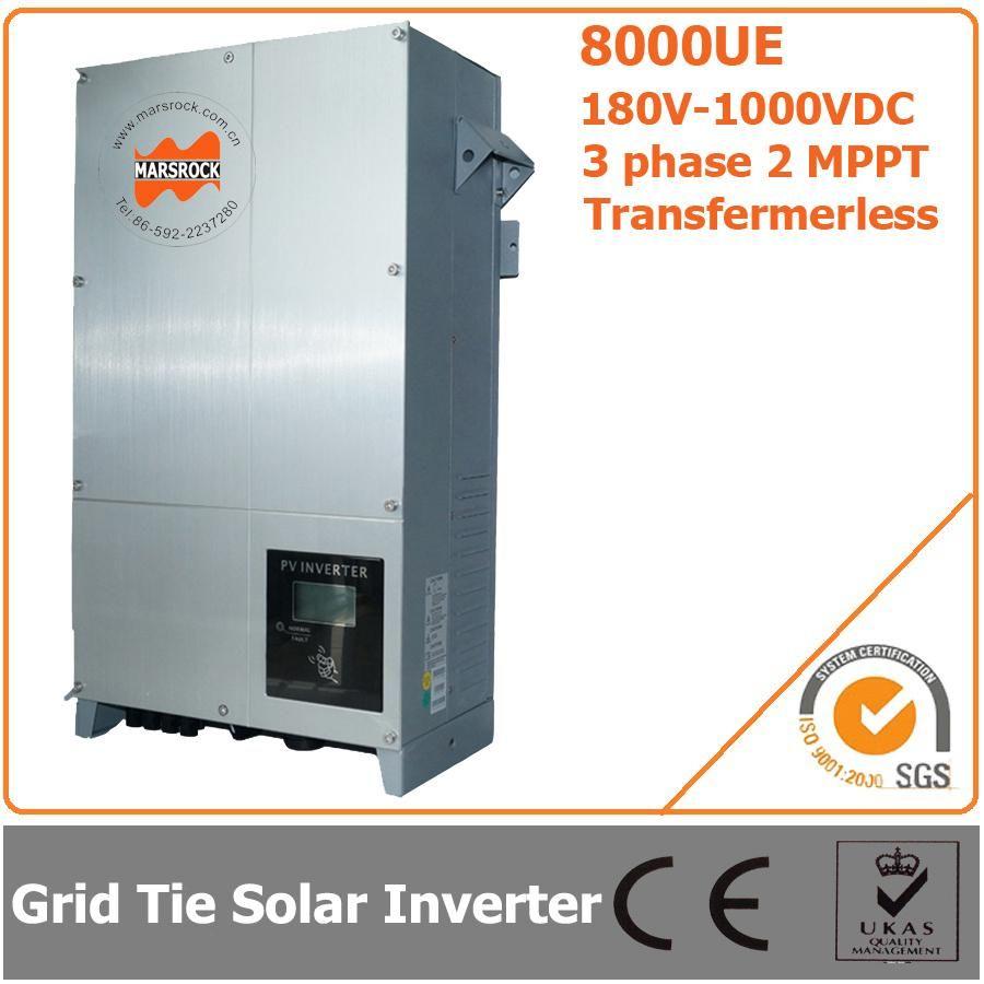 8000w 180v 1000vdc Three Phase Transformerless Solar Grid Tie Power Supply Fet Inverter With 2 Mppt Yesterdays Price Us 178029 156060 Eur Todays 151325
