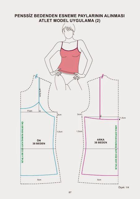 Underwear patterns book - modelist kitapları | pattern drafting ...