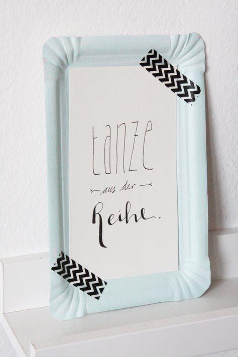 Photo of DIY Wanddeko & Lettering Printable zum Download – Rosy & Grey
