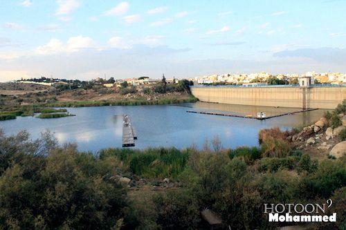 سد ابها Abha Dam Outdoor Photography Water