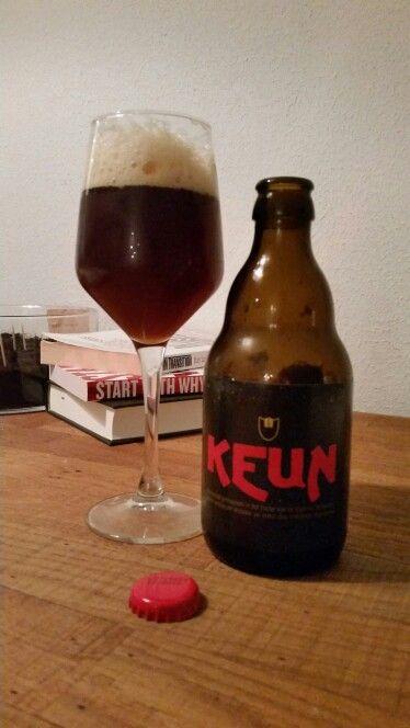 Keun // 7/10 // Brouwerij de Graal | GLASS & BOTTLE | Beer ...