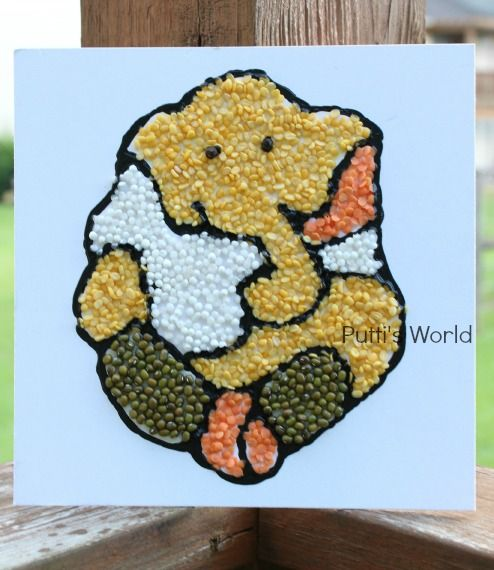 Putti S World Festivals Special Days Crafts For Kids Elephant