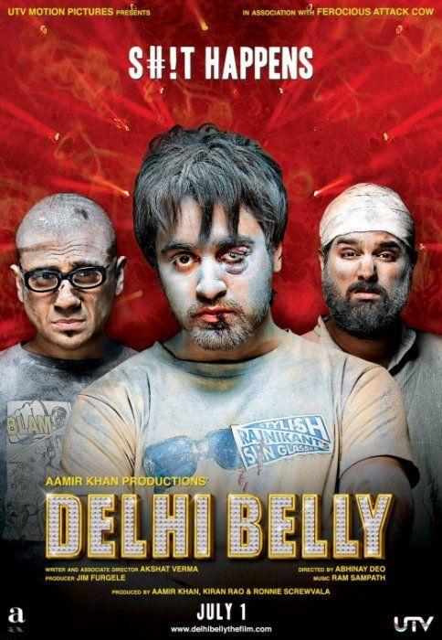 Delhi Belly Izle Diyerek Aamir Khan Yapımı 2011 Yılında Gösterime