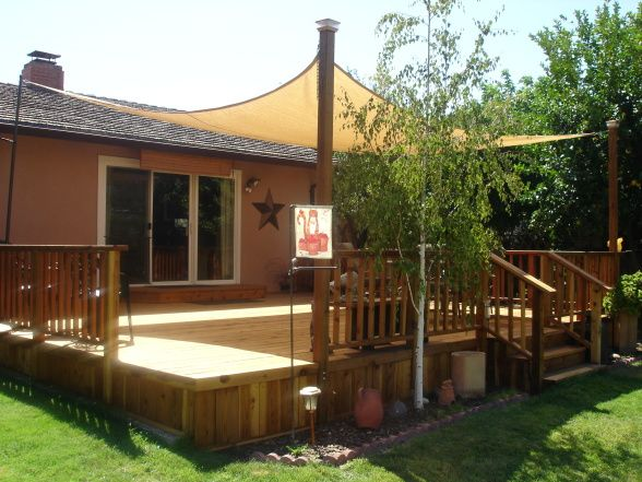 Information About Rate My Space Backyard Remodel Large Backyard