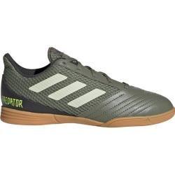 Adidas Kinder Fußballschuhe Predator 19.4 In Sala, Größe 38 In Leggrn/sand/syello, Größe 38 In Leggr