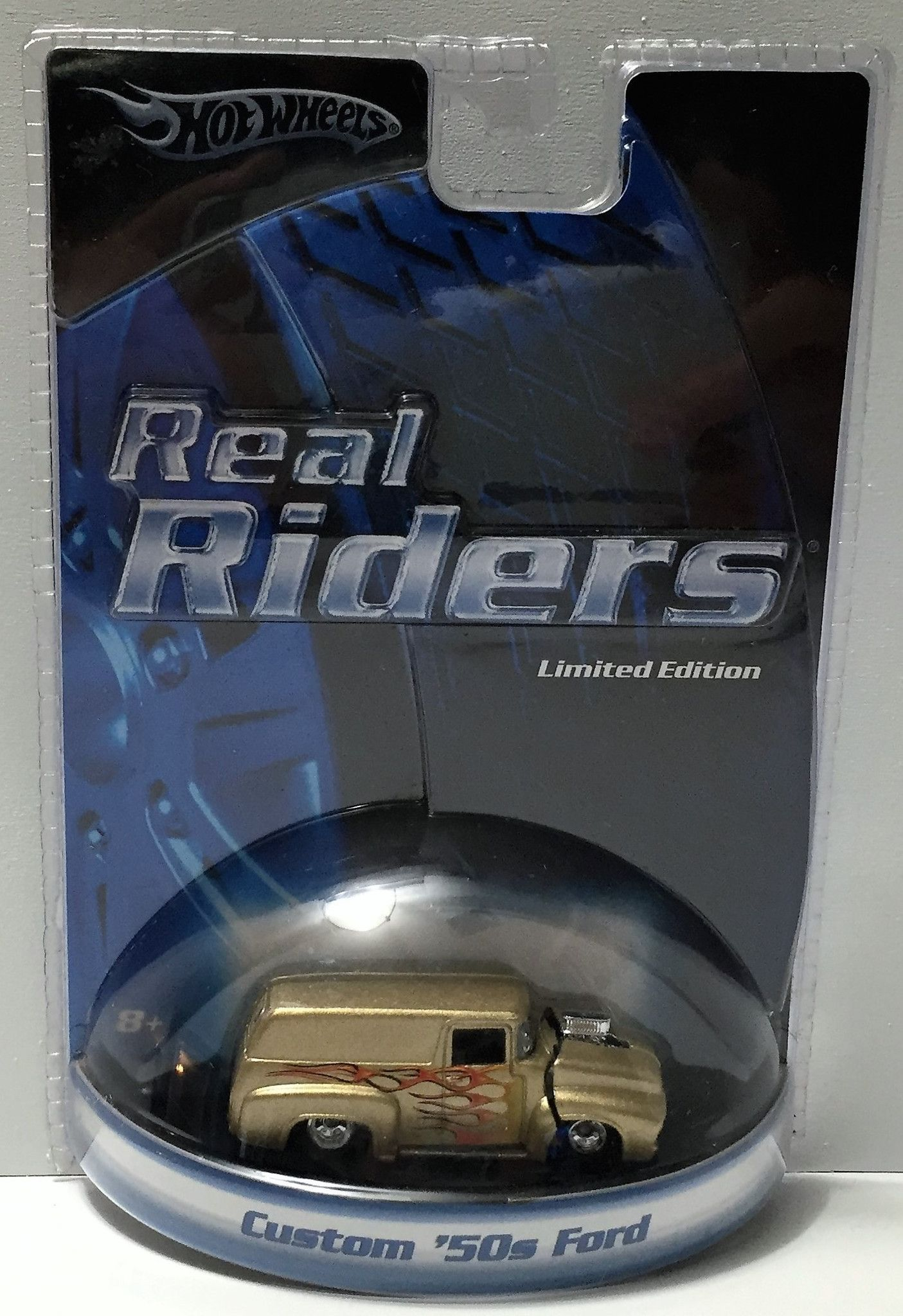 Toys car for child  TAS   Mattel Hot Wheels Limited Edition Real Riders us