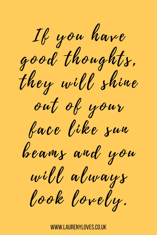 Beautiful, inspirational life quotes