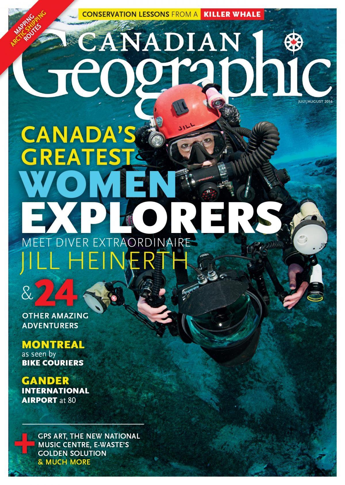 Canada S Greatest Women Explorers
