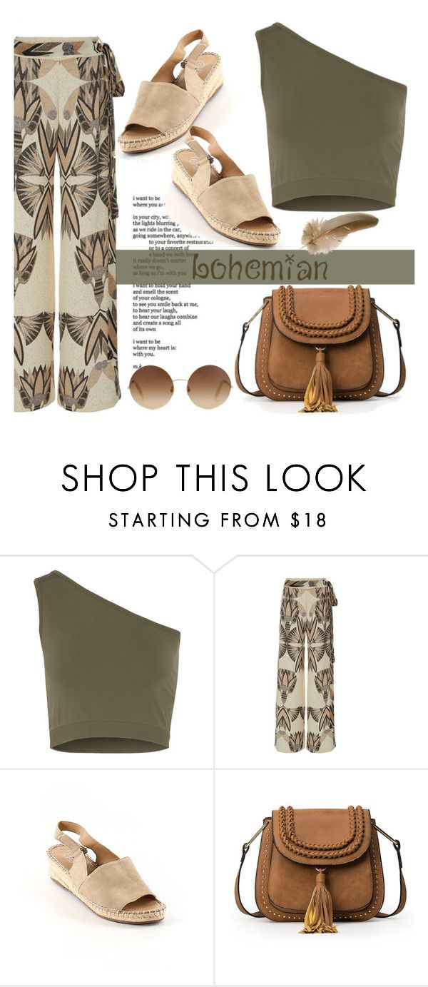 """""""27.08.2016"""" by nazan-m ❤ liked on Polyvore featuring Helmut Lang, Marei 1998, Franco Sarto, Victoria Beckham, Sheinside, Bohemian and polyvoreeditorial"""