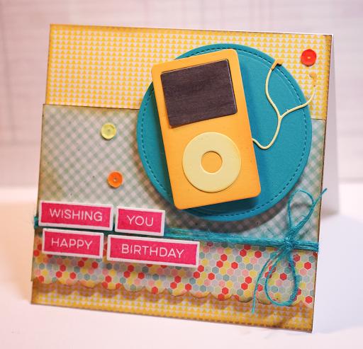 Tobi's Place Happy Birthday MP3 Player Happy birthday