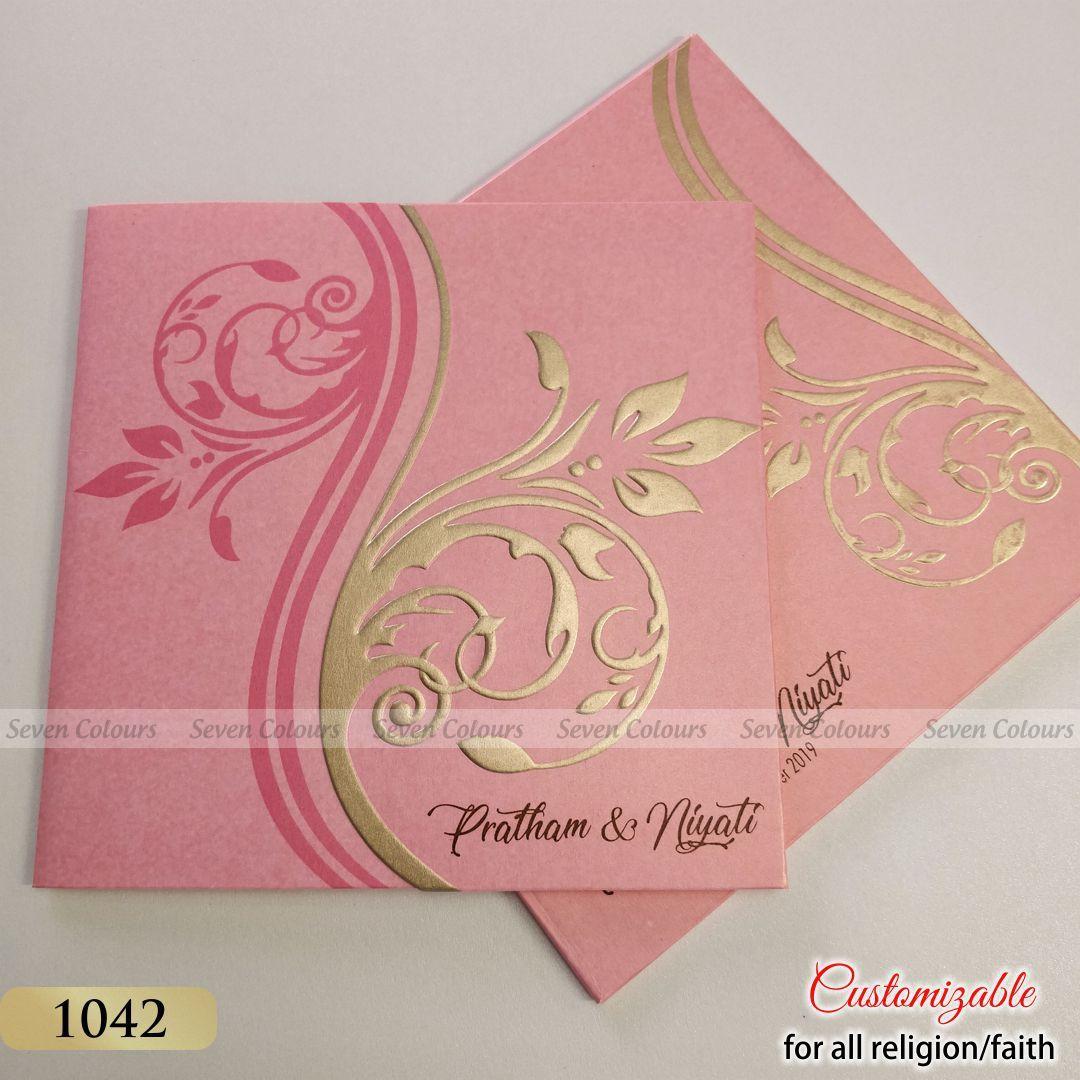 gujarati wedding cards gujarati invitations in 2020