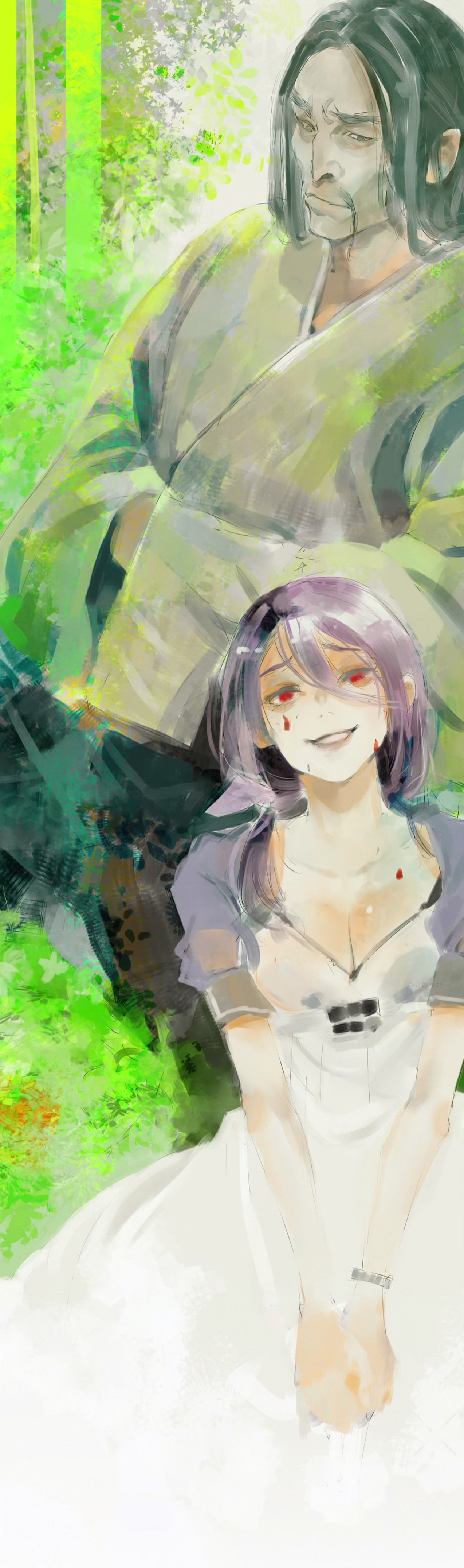 Tokyo Ghoul A Ending 5 東京喰種 石田スイ イラスト イラスト