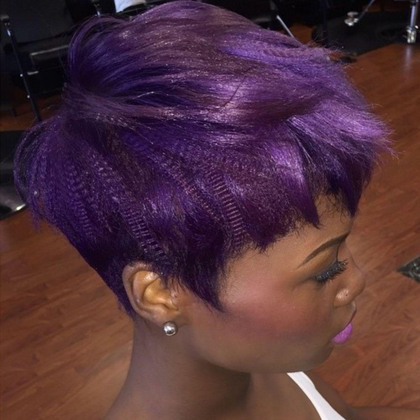 great short hairstyles for black women short hair pinterest