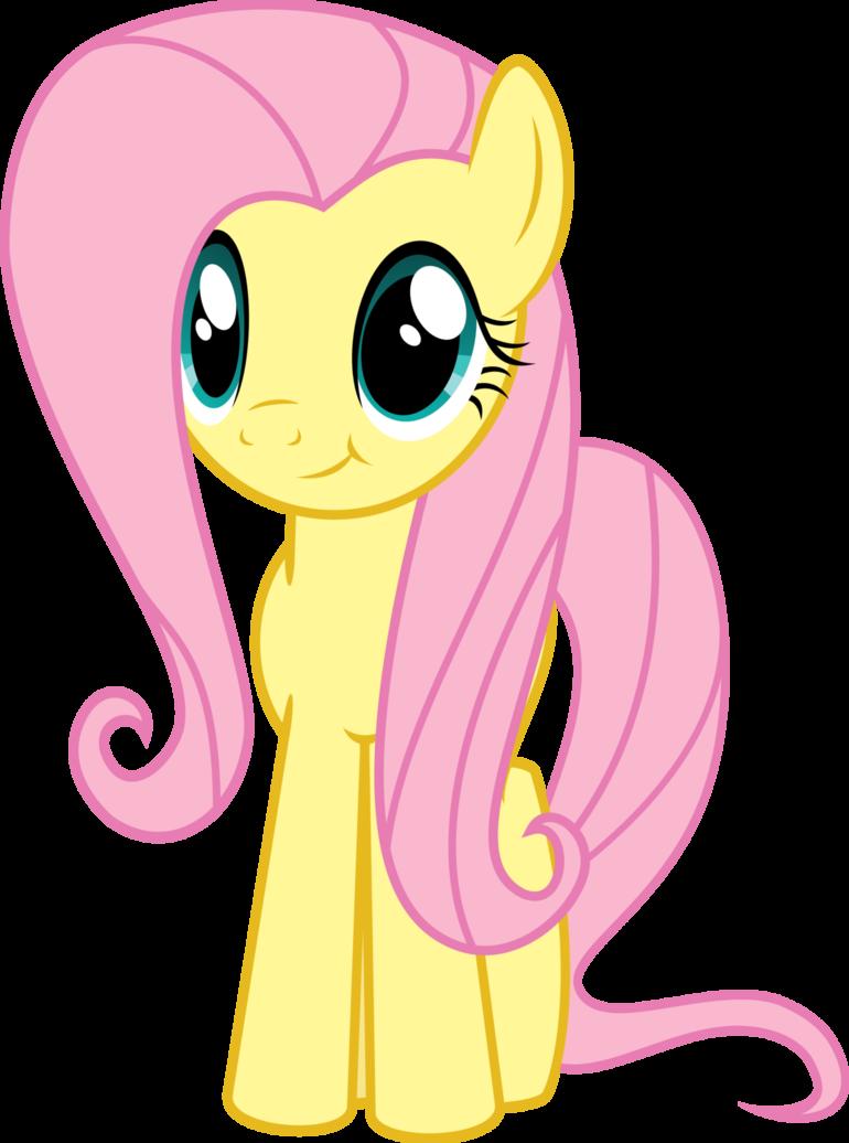 Fluttershy :J | Fluttershy | Pinterest | Pequeño pony, Cumple y Pequeños