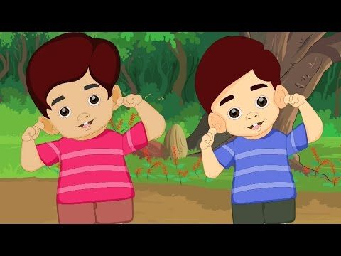 Head Shoulders Knees Toes Exercise Song For Kids Youtube Kids Songs Happy Song Happy Song Lyrics