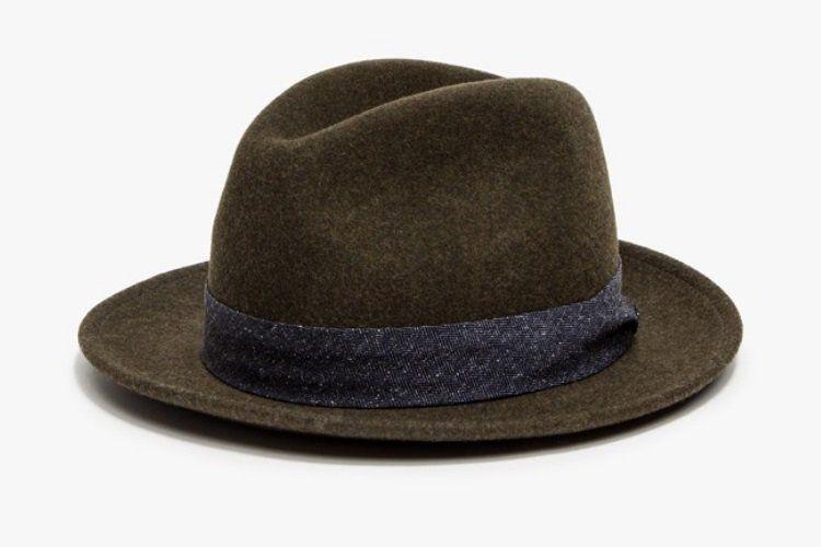 dc82e5f25 Loden Green Wool Felt Hat | Loden Austria | Hats, Green wool, Wool felt