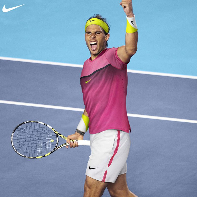 Shop The Latest Gear From Rafael Nadal Niketennis Babolat Tennis Rafael Nadal Tennis Fashion