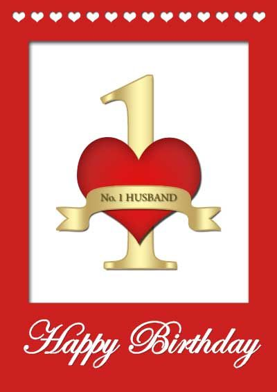 Husband Birthday Cards - my-free-printable-cards Printable - free birthday card printable templates