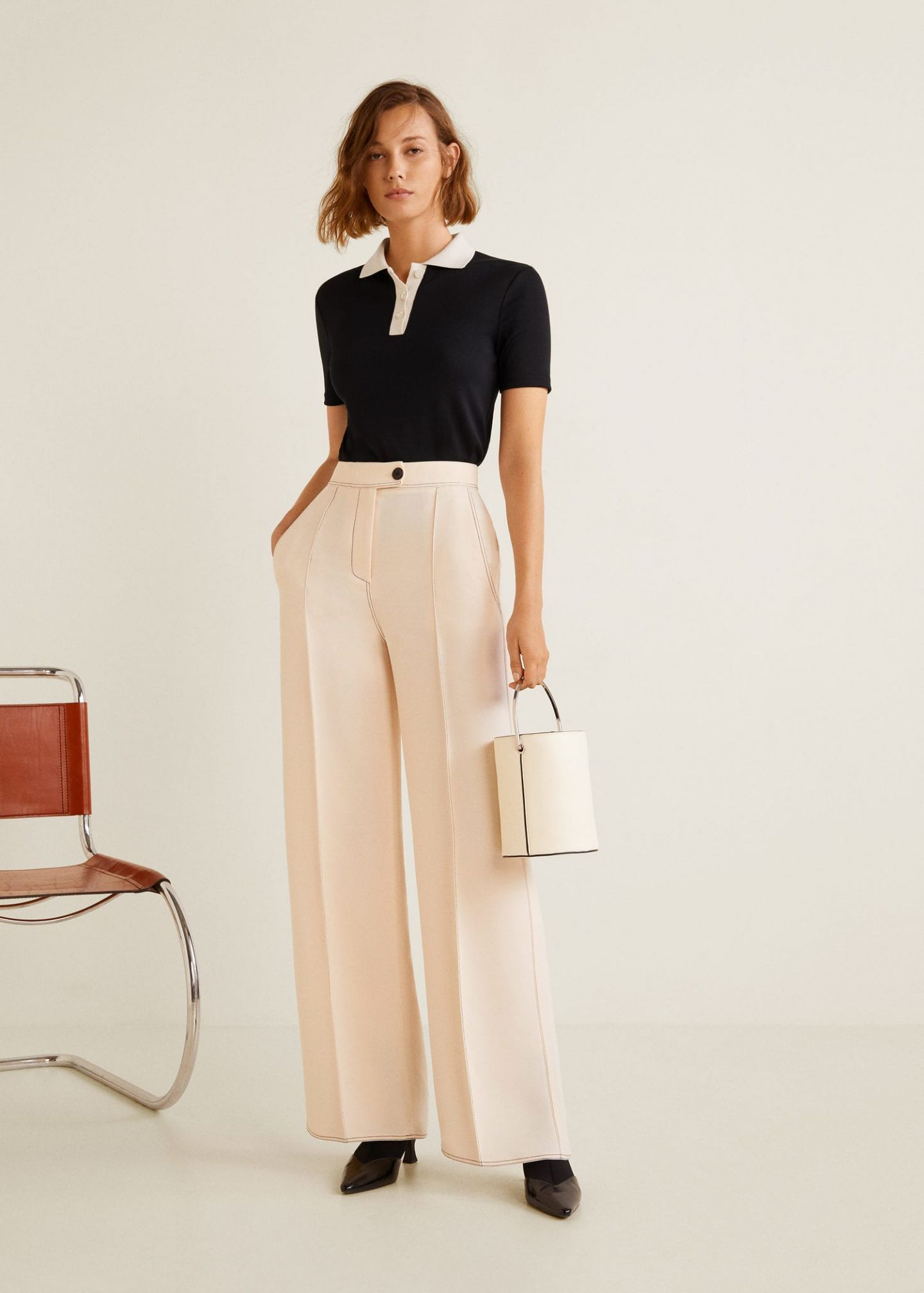 Mango S Fall Arrivals Are Like An Affordable Workwear Starter Kit