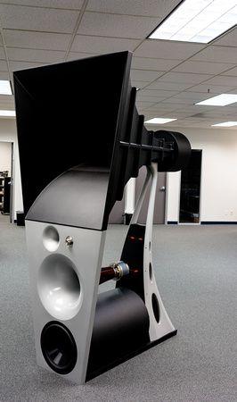 MAGICO ULTIMATE III  HORN-LOADED LOUDSPEAKER