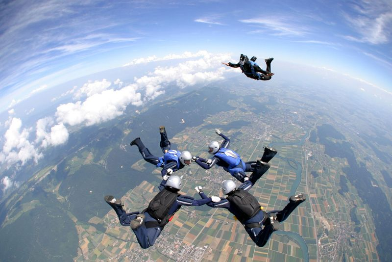 Skydiving!!! Extreme travel, Skydiving, Adventure travel