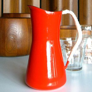 Dansk Kobenstyle Pitcher now featured on Fab.  We had one in yellow!